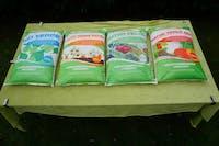 naturligt produkter mineraler til øko og alminilandbrug