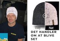 Navnehuen.dk med salg af personlige huer