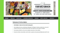 Catering Farfar's køkken søger investor/lån til at kunne realisere vækst